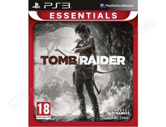 Tomb Raider [ESSENTIALS] [PS3] SQUARE ENIX MA-46CA334TOMB-AFQZZ