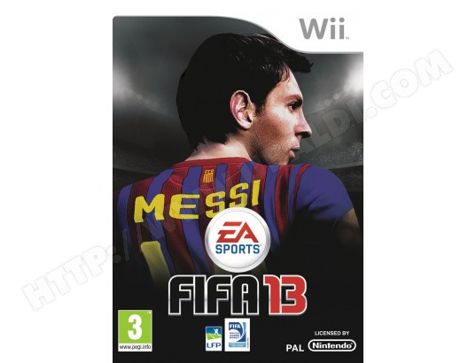 Jeu Wii ELECTRONIC ARTS Fifa 13 Wii