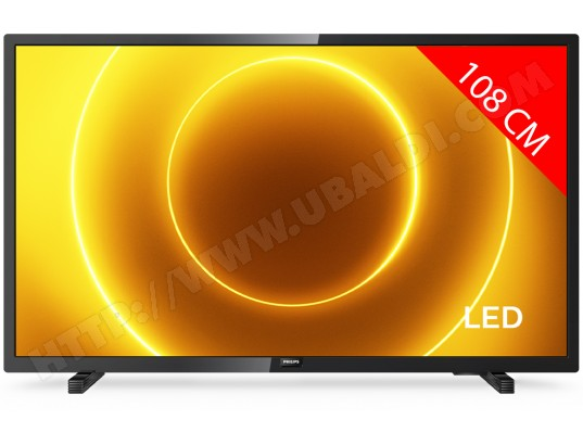 TV LED Full HD 108 cm PHILIPS 43PFS5505