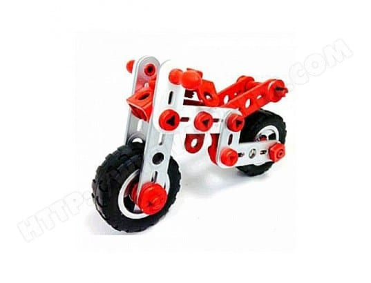 Meccano Junior Super Motos MECCANO MA-63CA375MECC-AND8R