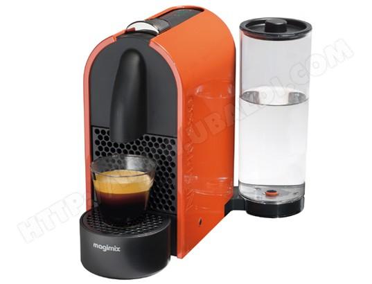 Nespresso MAGIMIX 11341 U M130 Orange