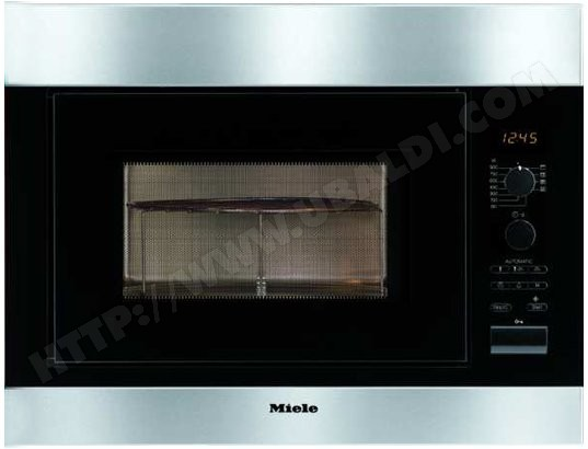 Miele m8261 2in pas cher micro ondes grill encastrable - Micro onde grill encastrable ...