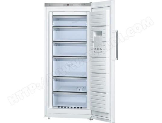 Avis cong lateur armoire bosch gsn51aw30 test critique et note - Test congelateur armoire ...