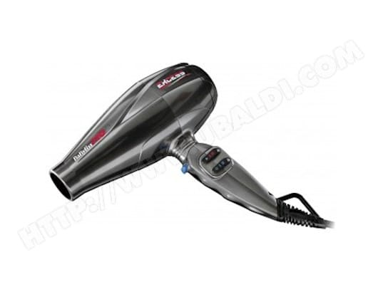 BABYLISS Sèche cheveux Babyliss Pro Excess 2600 Watts MA 28CA115SECH RM7ES