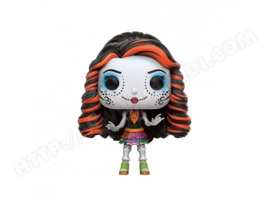 Monster High - Figurine POP! Vinyl Skelita Calaveras 9 cm FUNKO MA-16CA371MONS-P0UIX