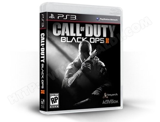 Jeu PS3 ACTIVISION Call of Duty Black Ops II Carte Nuketown 2025 PS3