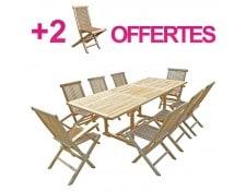 CONFORT & LOISIRS Mobilier de jardin : Achat/Vente Mobilier ...