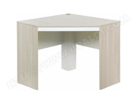 Bureau D Angle Chene Et Blanc Beaux Meubles Pas Chers Ma 18ca549bure Lsm9q Pas Cher Ubaldi Com