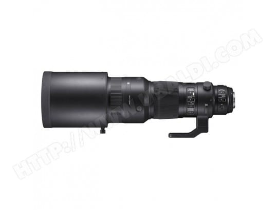 SIGMA objectif 500 mm f/4 DG OS HSM Sports pour Canon SIGMA MA-38CA201SIGM-37AY6