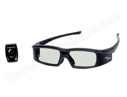 3239e75c36 OPTOMA Kit 3D-ZF2100 | Lunettes 3D vidéoprojecteur - Livraison Gratuite