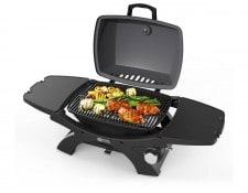 926d9b57e1ab97 Barbecue gaz Patio - 3.2kW - Noir HABITAT ET JARDIN MA-44CA106BARB-GL6FM