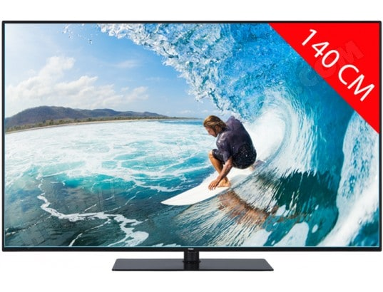TV LED 4K 140 cm HAIER LEU55V800S