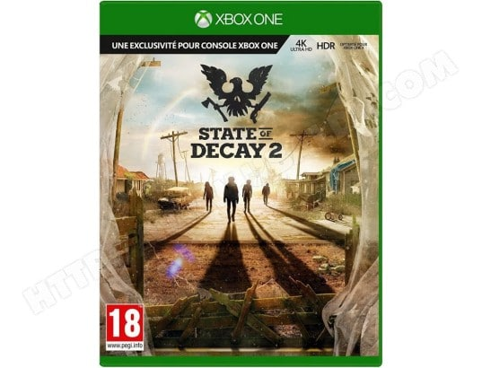 State Of Decay 2 [Microsoft Xbox One] SAN MA-10CA463STAT-8UZVE