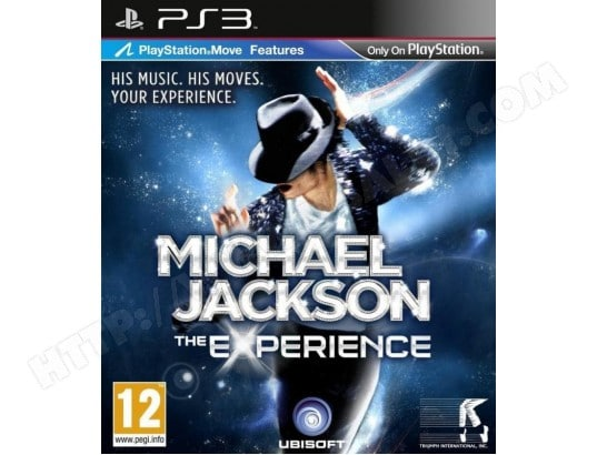 Michael Jackson : The Experience [PS3] UBISOFT MA-52CA334MICH-DQ9VY
