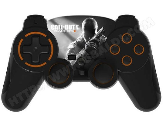 Manette PS3 BIGBEN Call Of Duty Black Ops 2 Edition Limitée