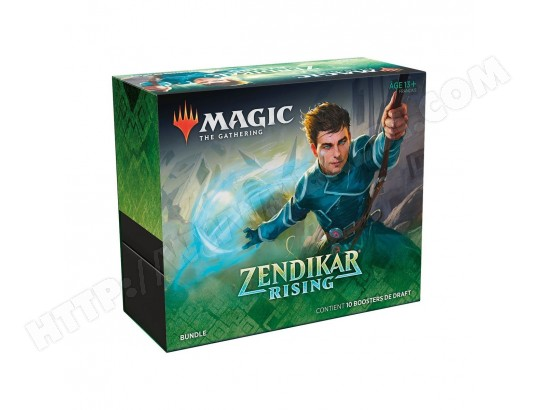 Magic the gathering - bundle renaissance de zendikar WIZARDS OF THE COAST MA-99CA388MAGI-6D0TD