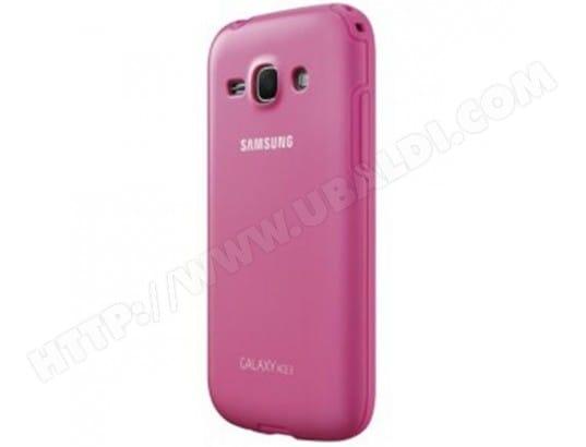 SAMSUNG - Samsung Cover Fr S7275 Galaxy Ace 3, rose MA-25CA500SAMS-RHDF5