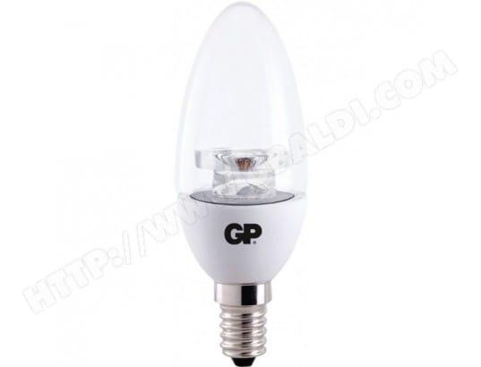 ampoule diode mini bougie claire e14 4 w gp ma. Black Bedroom Furniture Sets. Home Design Ideas