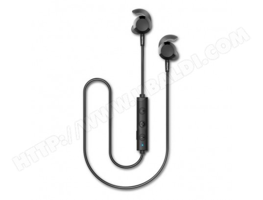 Philips tae4205bk - in ear - bt - 8h autonomie -  bass boost - quick charge - noir PHILIPS MA-23CA53_PHIL-PL86V