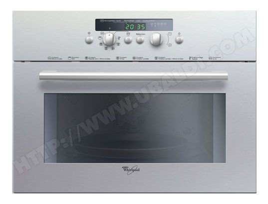 Whirlpool amw527ix pas cher micro ondes grill - Micro onde grill encastrable ...