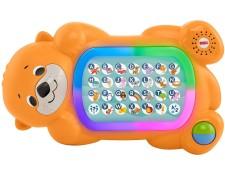 Jouet bébé interactif pour apprendre l'alphabet, sons et lumières FISHER PRICE MA-67CA387JOUE-NWBPX