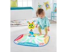 Tapis de danse musical et interactif avec 2 modes pour bébé de 9 mois et plus FISHER PRICE MA-67CA387TAPI-SXLSM