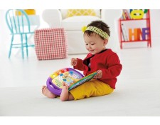 Livre d'apprentissage interactif FISHER PRICE MA-67CA387LIVR-IUK07