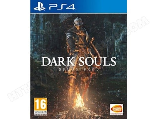 Dark Souls Remastered PS4 BANDAI NAMCO PS4 - 6411
