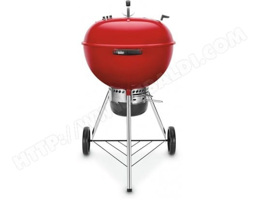 weber master touch gbs charcoal grill 57 cm red pas cher barbecue charbon livraison gratuite. Black Bedroom Furniture Sets. Home Design Ideas