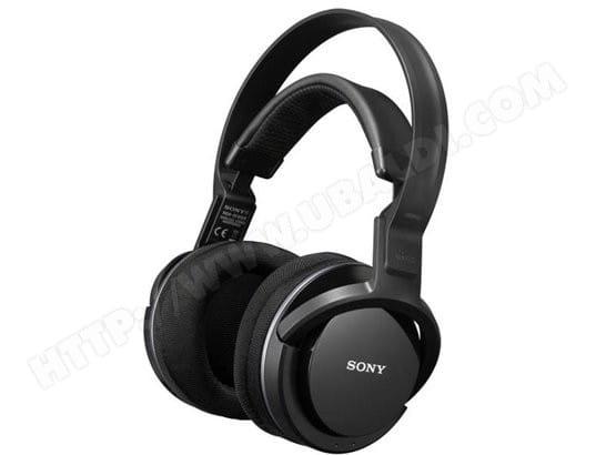 Sony Mdr Rf855rk Casque Sans Fil Livraison Gratuite