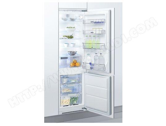 whirlpool art483 4 pas cher refrigerateur congelateur encastrable whirlpool livraison gratuite