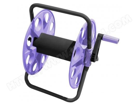 Enrouleur pour tuyau 20 m violet hesperide ma 71ca170enro izc41 pas cher - Tuyau d arrosage pas cher ...