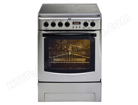 nouveaux styles 4c7cc 09960 FAURE CVC6097X/1 Pas Cher - Cuisiniere vitroceramique FAURE ...