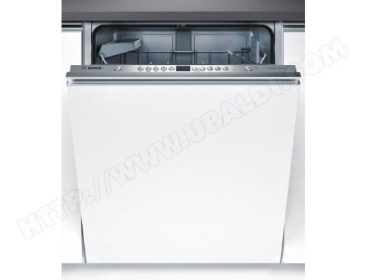 avis lave vaisselle tout integrable 60 cm bosch smv53n40e test critique et note. Black Bedroom Furniture Sets. Home Design Ideas