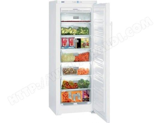 Avis cong lateur armoire liebherr gnp2713 test critique et note - Test congelateur armoire ...
