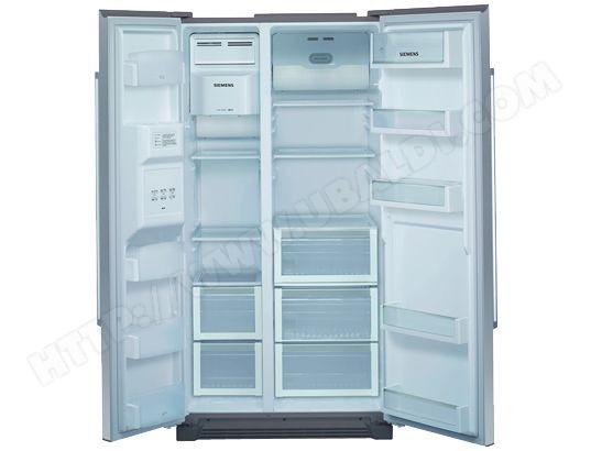 25e15da4466b9 SIEMENS KA58NA70 Pas Cher - Réfrigérateur américain SIEMENS ...