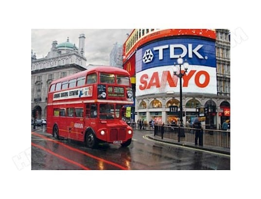 Puzzle 1000 pièces - Paysages nocturnes : Piccadilly Circus, Londres DTOYS MA-46CA394PUZZ-RLYFX