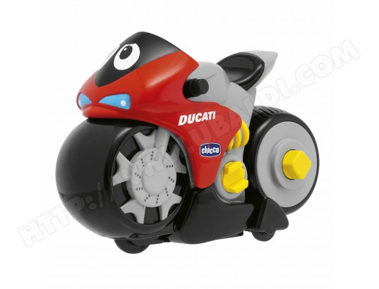 Voiture jouet enfant CHICCO Turbo Touch Ducati Custom Bike
