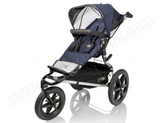 Poussette 3 roues MOUNTAIN BUGGY Terrain version 2 - marine