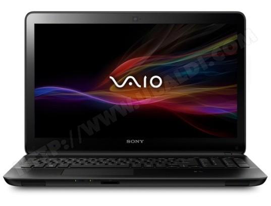 SONY Vaio Fit SVF-1521-T2EB - Ordinateur portable tactile ...