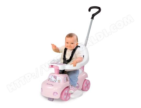 Porteur SMOBY Auto Balade Hello Kitty - 4
