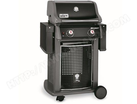 weber spirit classic e 210 pas cher barbecue gaz. Black Bedroom Furniture Sets. Home Design Ideas