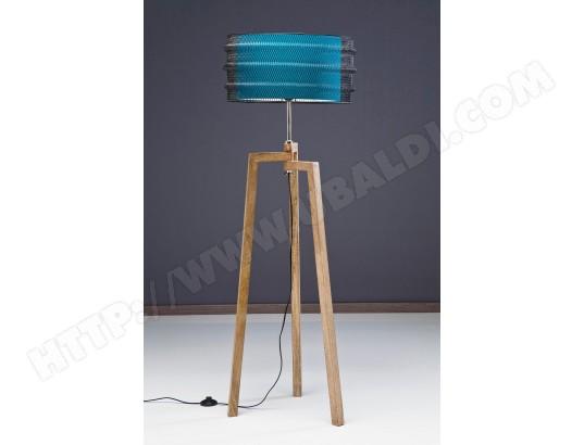 lampadaire salon kare design wire lampadaire pied tripod. Black Bedroom Furniture Sets. Home Design Ideas