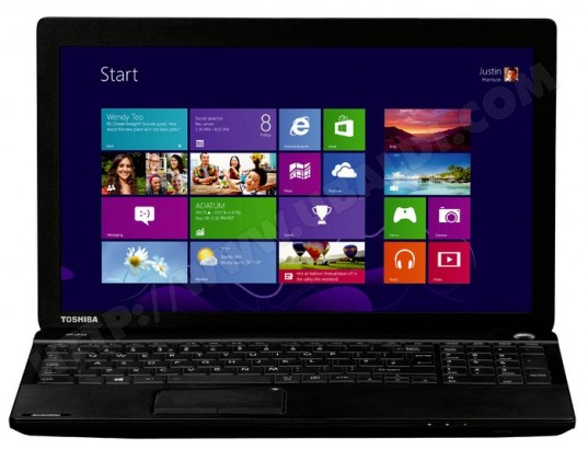 Ordinateur portable TOSHIBA Satellite C50-A-15E