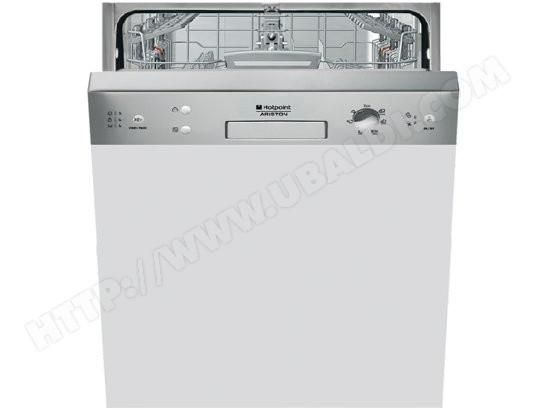 hotpoint ariston lsb7m121xeu lave vaisselle integrable. Black Bedroom Furniture Sets. Home Design Ideas