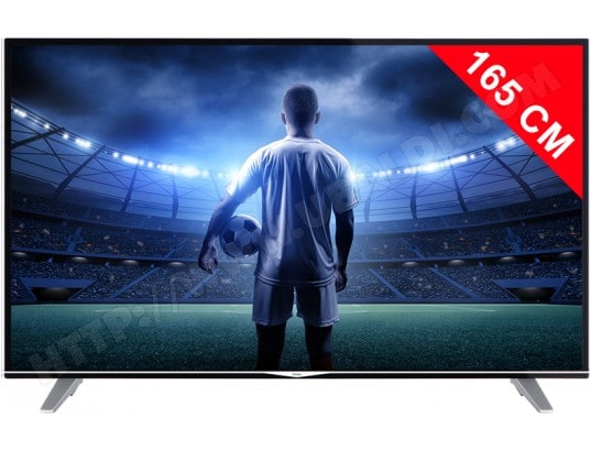 TV LED 4K 165 cm HAIER LEU65V300S