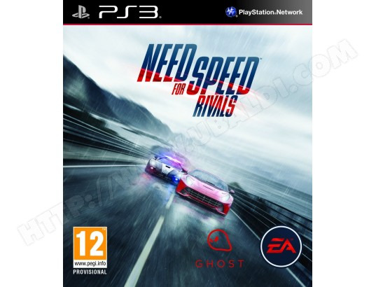 Jeu PS3 ELECTRONIC ARTS Need For Speed Rivals PS3