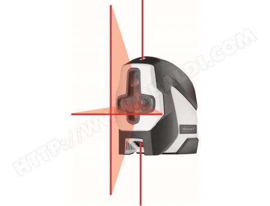 5aa77220fcf54a Instrument de mesure LASERLINER SuperCross-Laser 2P RX Set 150 cm 081.128A