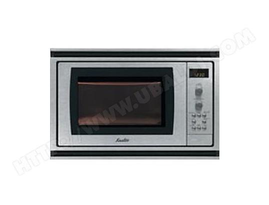 Sauter sme620xf1 pas cher micro ondes grill encastrable - Micro onde grill encastrable ...
