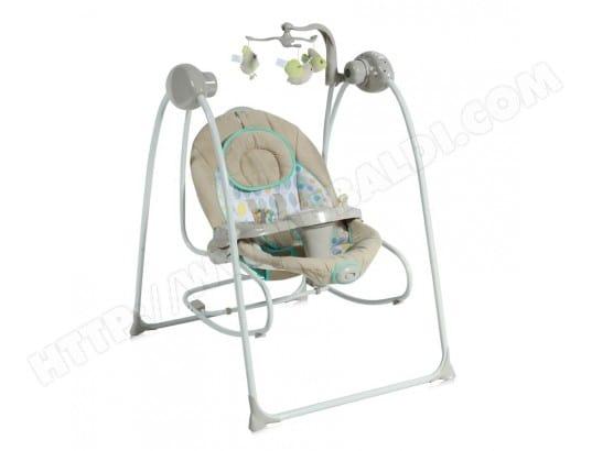 transat balancelle lectrique tango beige lorelli ma. Black Bedroom Furniture Sets. Home Design Ideas